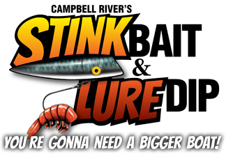 Campbell River Stinks Logo